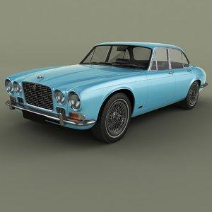 1969 xj6 series 1 3D