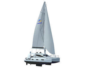 sailing yacht 3ds