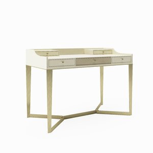 3D london dressing table model
