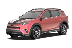 3D toyota rav4 adventure