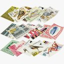 Postage Stamps Collection V1
