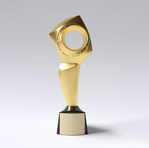 ojo iberoamerica 3D model