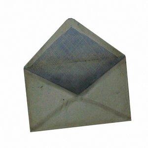 paper envelope 3D model