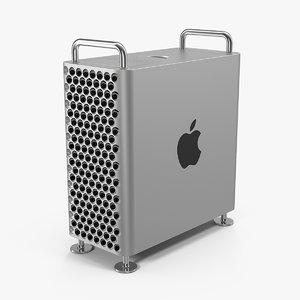3D mac pro 2019 pc