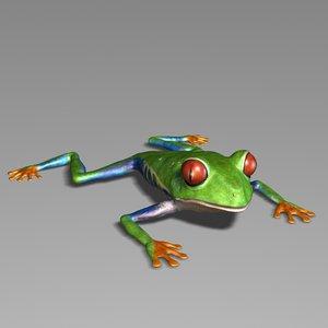 exotic tree frog model