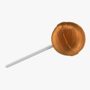 3D chupa chups lollipop cola