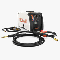 3D hobart welding machine equipment