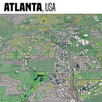 Atlanta Georgia USA