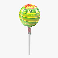 apple lollipop chupa chups model