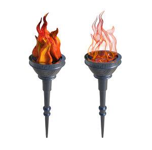 torch 3D