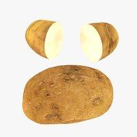 Potato Low-Poly