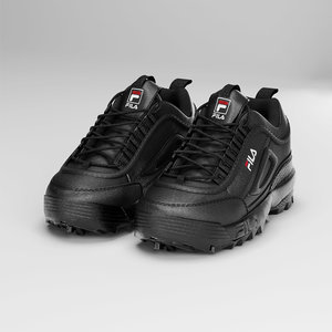 3D fila disruptors black model
