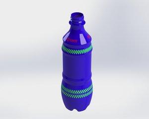 energy drink ignite 3D