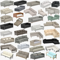 Sofas 01 Collection