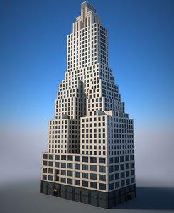 new york building 708 model