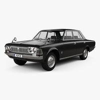 toyota crown 1967 model