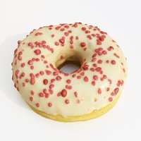 3D model donut color