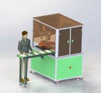 tablet sander machine 3D