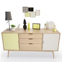 Summer Furniture Dresser