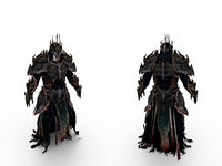 Death Kings Full Body Armor