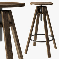 Bar Stool Chair Modern