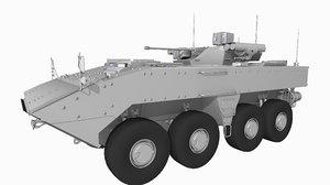 k17 boomerang russian army 3D