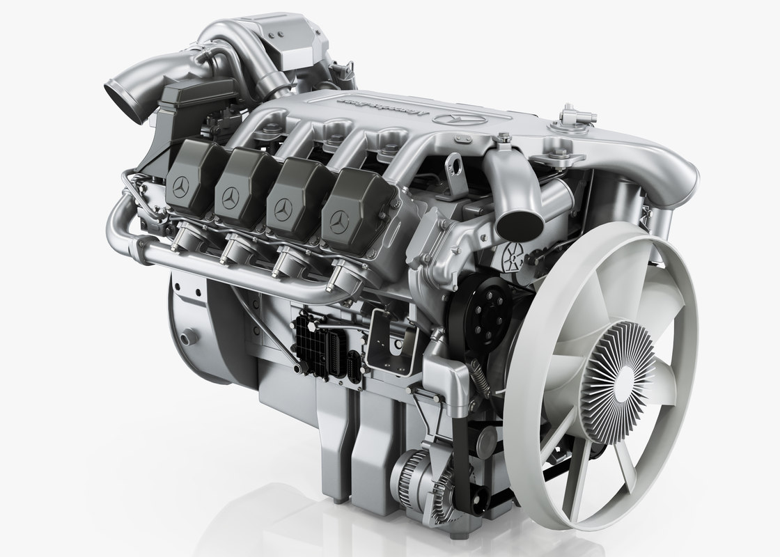 Mercedes Diesel Engines >> Mercedes Benz Om502la Om502 Diesel Engine