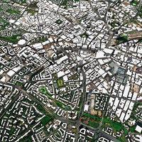 3D birmingham city