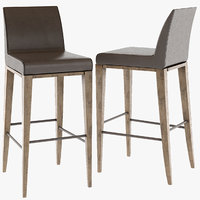 Potocco Bar Stool Chair