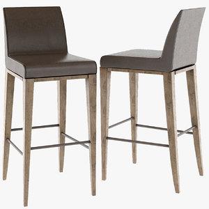 bar chair stool model