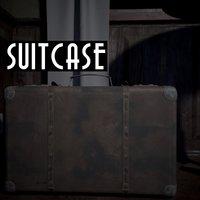3D suitcase pbr model