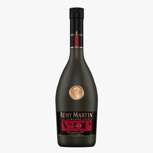 remy martin vsop cognac 3D