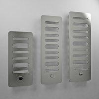 3D cordivari giuly design radiator