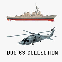 DDG 63 Collection