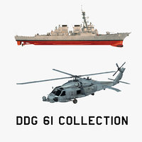 DDG 61 Collection