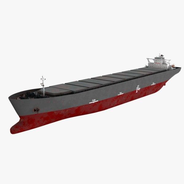 3D eagle carrier model