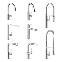 modern taps set model