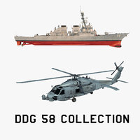 DDG 58 Collection