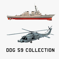 DDG 59 Collection