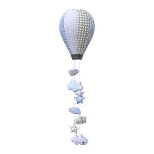 hot air balloon baby model