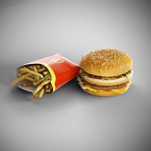 bigmac meal model