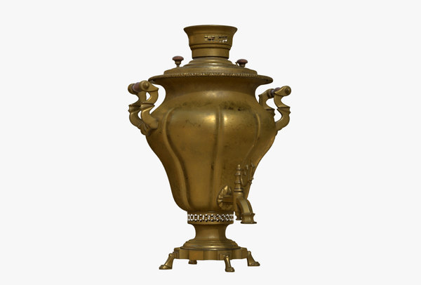 old samovar shamarinih model