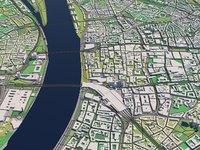 city cologne 3D