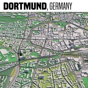 city dortmund model
