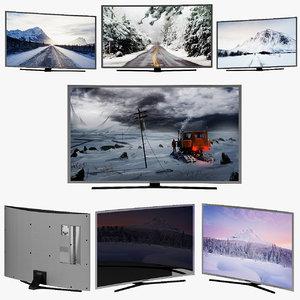3D samsung smart tv ue40s9au model
