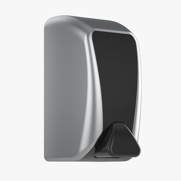 3D model foam dispenser