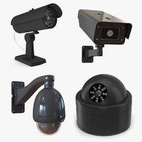 3D cctv cameras 3