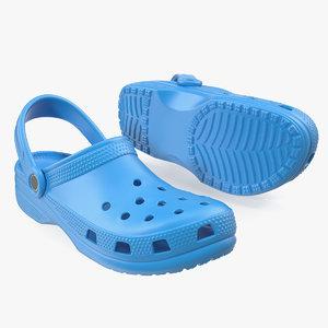 causal summer foam sandals model