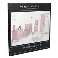 3D child bedroom games decoration