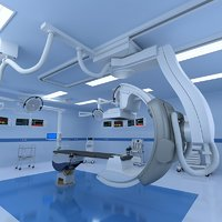 Medical Hybrid Operating Room